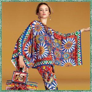 Stile carretto Dolce & Gabbana