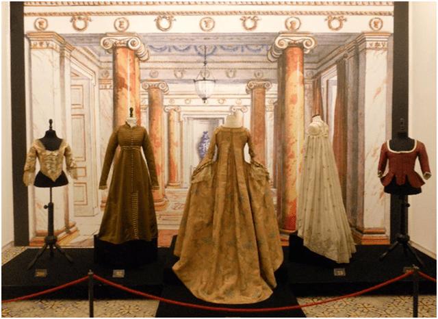 Palermo Felicissima Museo del Costume Piraino