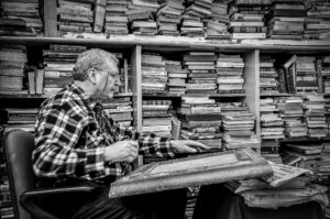 Il signore dei libri, Marcello Mussolin per Palermo Felicissima