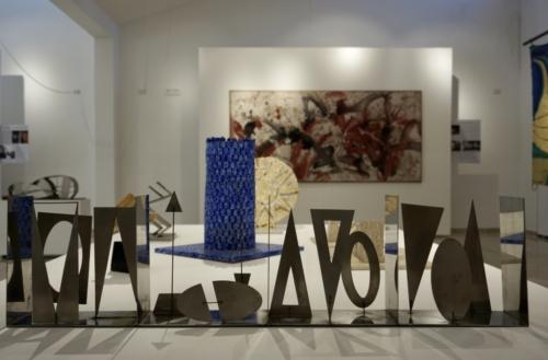 INSTALLATION VIEW MAC Museo Corrao  Gibellina