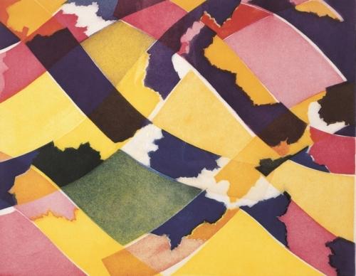 PIERO DORAZIO Linx 1968 MAC Museo Corrao Gibellina